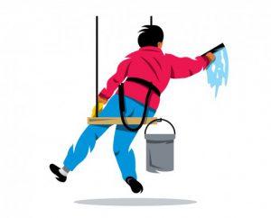 umyvanie oken