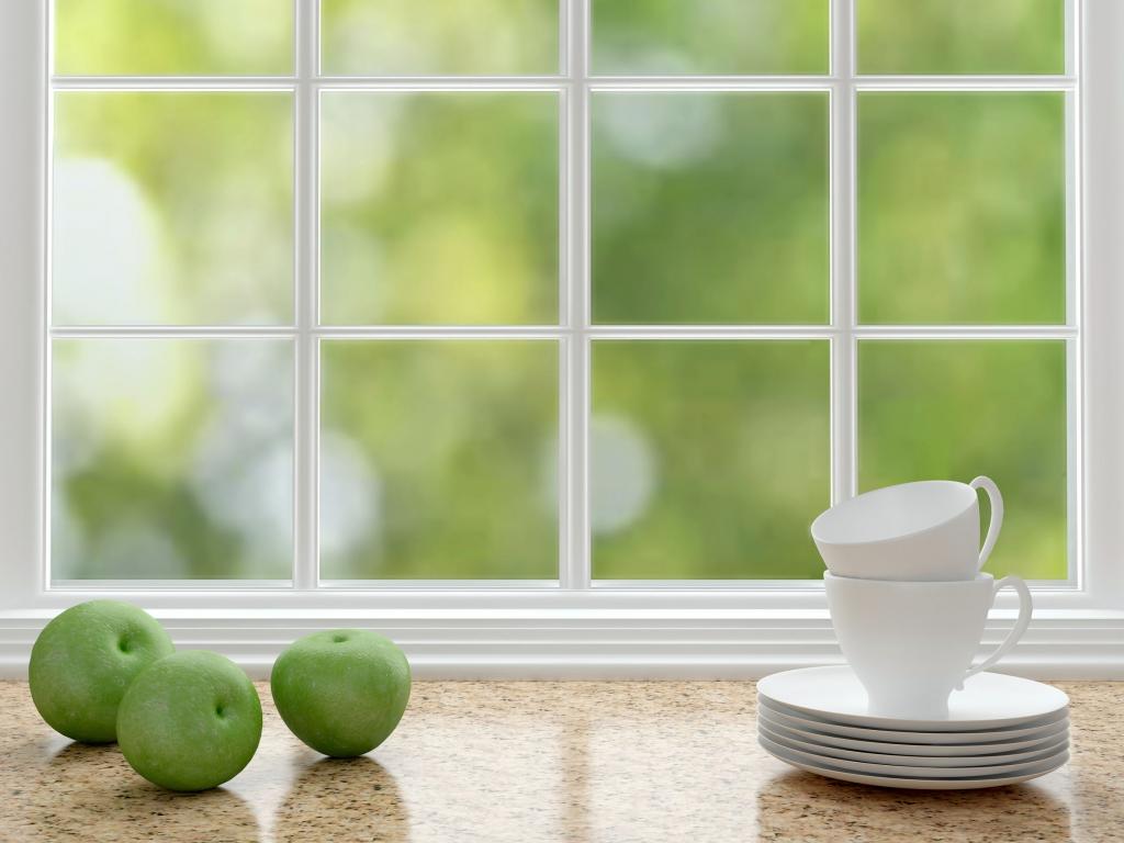 spôsob ako umyť okná