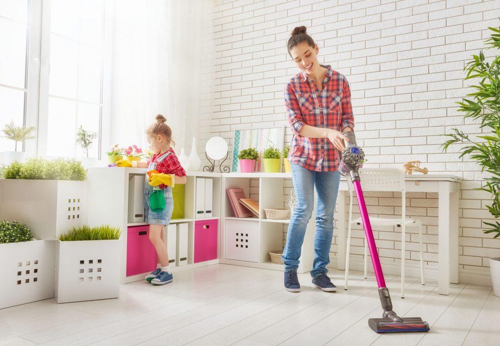 Priemyselné upratovanie a čistenie podláh