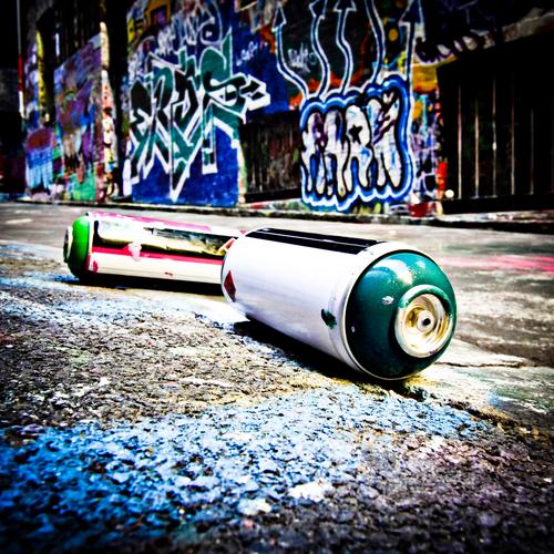 Ako chrániť omietky pred graffiti?