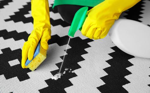 ľahké čistenie kobercov