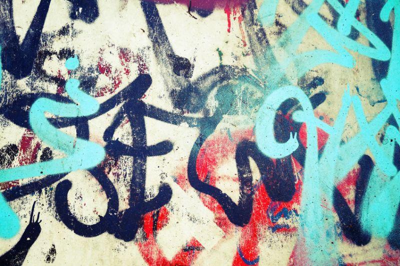 Čistenie, odstránenie Graffiti