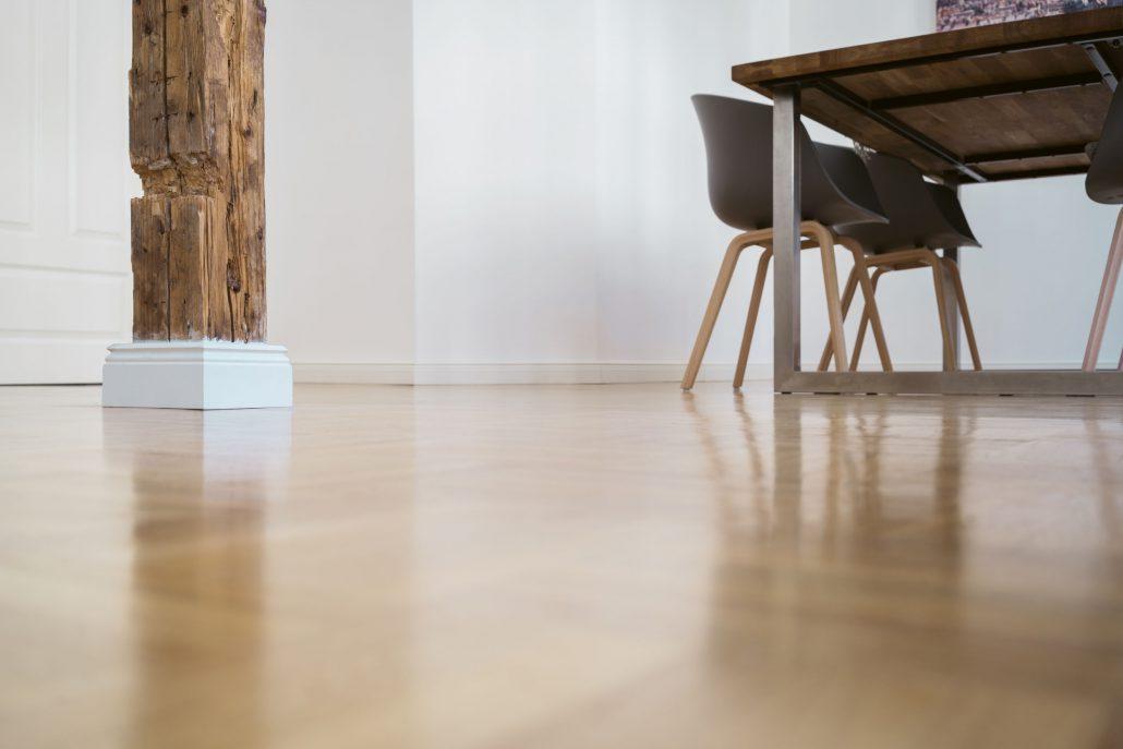 mytie podlahy