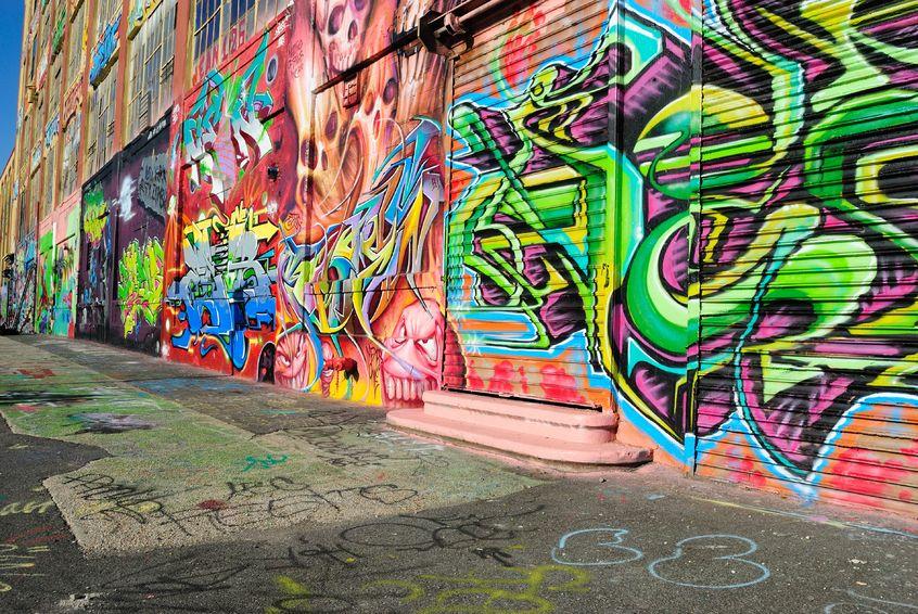 ako odstranit Graffiti