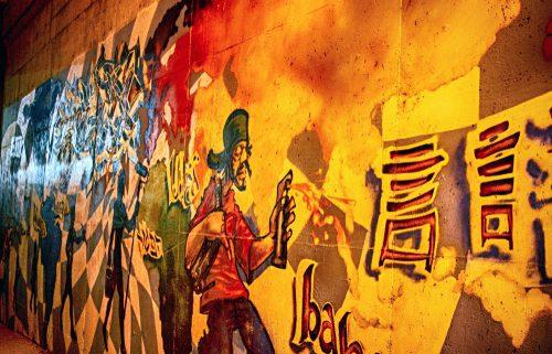 Graffiti, odstraňovanie Bratislava